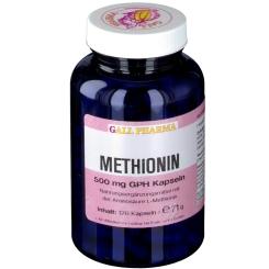 GALL PHARMA Methionin 500 mg GPH Kapseln
