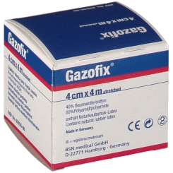 Gazofix® Fixierbinde hautfarben 4m x 4cm