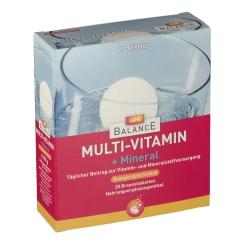 GEHE Balance Multi-Vitamin + Mineral Orangengeschmack