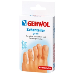 GEHWOL® Polymer Gel Zehenteiler groß