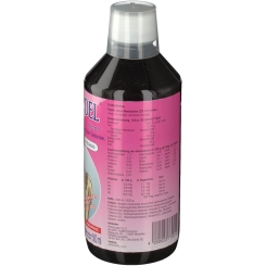 Gelmodel Biosol Erdbeere Sirup
