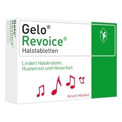 GeloRevoice® Halstabletten Kirsch-Menthol