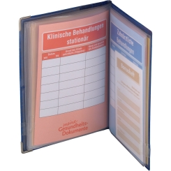 Gesundheits - Dokumenten Mappe Standard