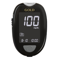 GlucoCheck GOLD mg/dl