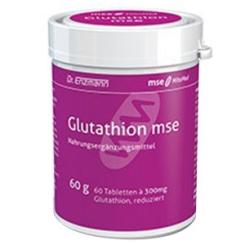 Glutathion mse 300 mg reduziert - Magensaft resistenter Überzug
