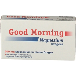 Good Morning Magnesium Dragees