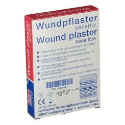 Gothaplast® Comfort und sensitiv (hypoallergen) 50 cm x 6 cm