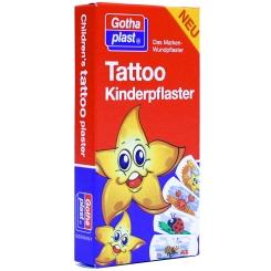Gothaplast® Tattoo Kinderpflaster