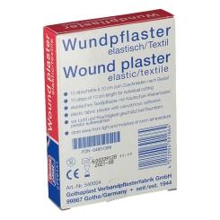 Gothaplast® Wundpflaster elastisch 6 cm x 1m