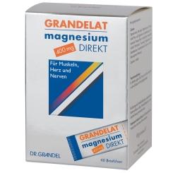 GRANDELAT magnesium DIREKT 400 mg Sachets