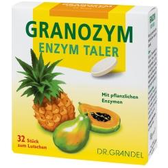 GRANOZYM Enzym Taler Dr. Grandel
