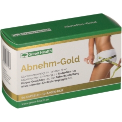 Green Health Abnehm-Gold