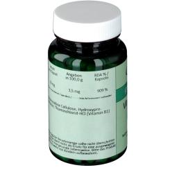 green line Vitamin B1