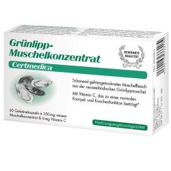 Grünlipp-Muschelkonzentrat