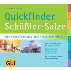 GU Quickfinder Schüssler Salze