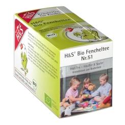 H&S Bio Kinder Fencheltee Nr. 51