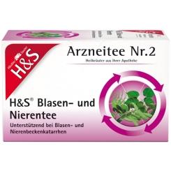 H&S Blasen- und Nierentee Nr. 2