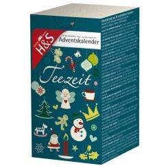H&S Teezeit Adventskalender
