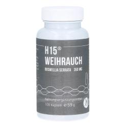 H15® Weihrauchkapseln 350 mg NEM Kapseln