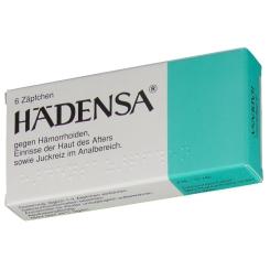 HÄDENSA® Zäpfchen