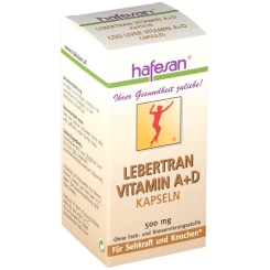hafesan® Lebertran Vitamin A+D