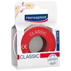 Hansaplast Fixierpflaster Classic 1,25 cm x 5 m
