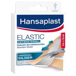 Hansaplast MED Elastic 1 m x 8 cm
