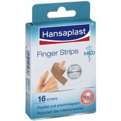 Hansaplast MED Finger Strips