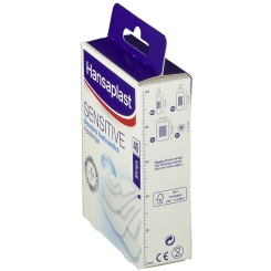 Hansaplast Sensitive Strips