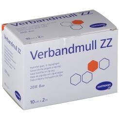 HARTMANN Verbandmull ZZ 10 cm x 2 m