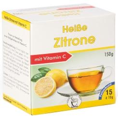 Heisse Zitrone + Vitamin C