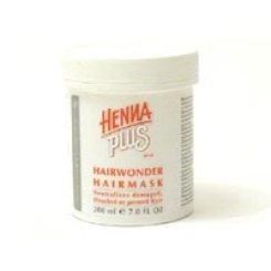 Hennaplus Hairwonder Hairmaske normal Dose