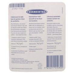 HERMESETAS Tafelsüßstoff