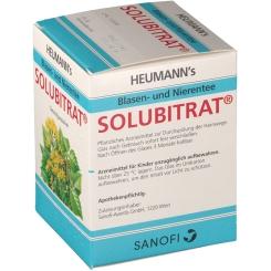 Heumann Blasen- und Nierentee