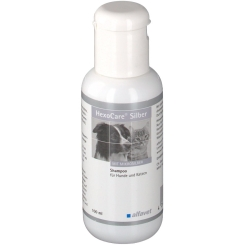 hexocare silber shampoo f r hunde und katzen shop. Black Bedroom Furniture Sets. Home Design Ideas