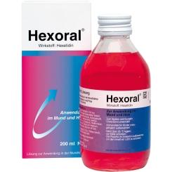 Hexoral® Gurgellösung