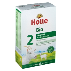 Holle Bio-Folgemilch auf Ziegenmilchbasis 2