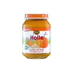 Holle Bio Kürbis mit Reis
