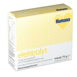 Humana Elektrolyt Banane