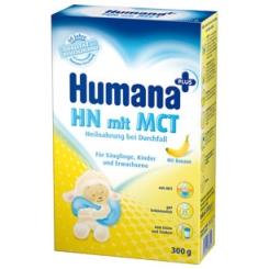 Humana HN Heilnahrung mit MCT