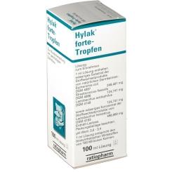 Hylak® forte Tropfen