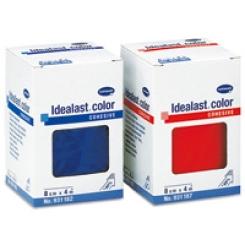 Idealast Color coh.Bin.6cmx4m rot koh.931186/1