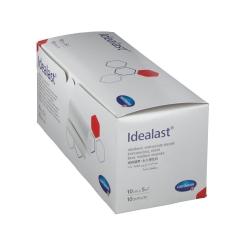 Idealast® Idealbinde 10cm x 5m ohne Verbandklammern weiß