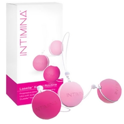 INTIMINA® by LELO Laselle Kegel Vaginalkugeln Set