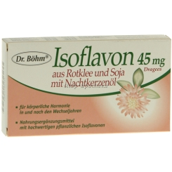 Isoflavon 45 mg Dr. Boehm Dragees