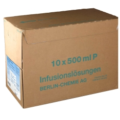 Isotonische Natriumchlorid Berlin-Chemie 9 mg/ml (9 %) Infusionslösung
