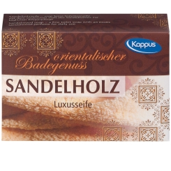 Kappus Sandelholz Seife