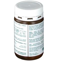 Kapuzinerkresse Tabletten