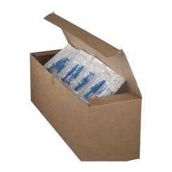 Katheterstöpsel steril blau