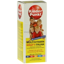 Kinder Punkt® Multivitamin Kraft-Trunk
